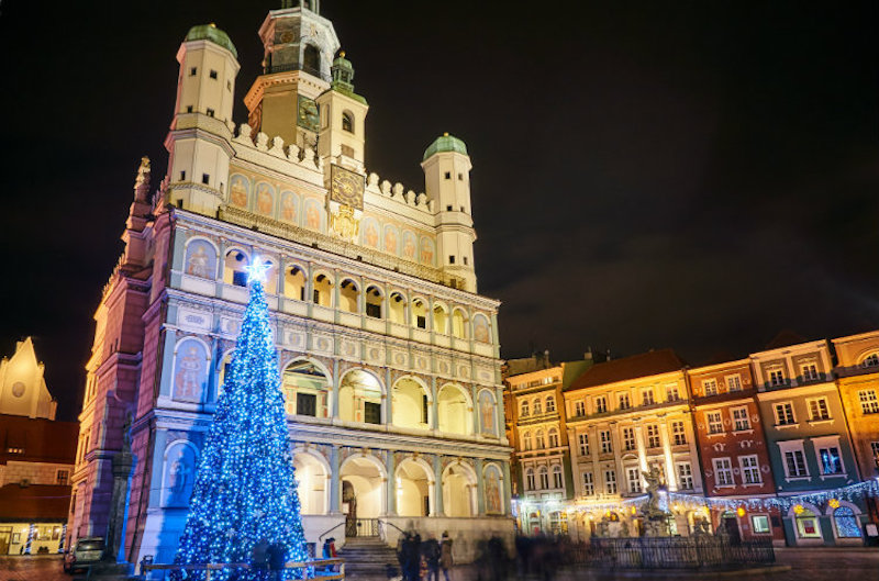 10 gyönyörű karácsonyi vásár